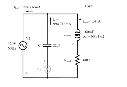 small resolution of calculating power factor power factor electronics textbook figure power factor meter schematic