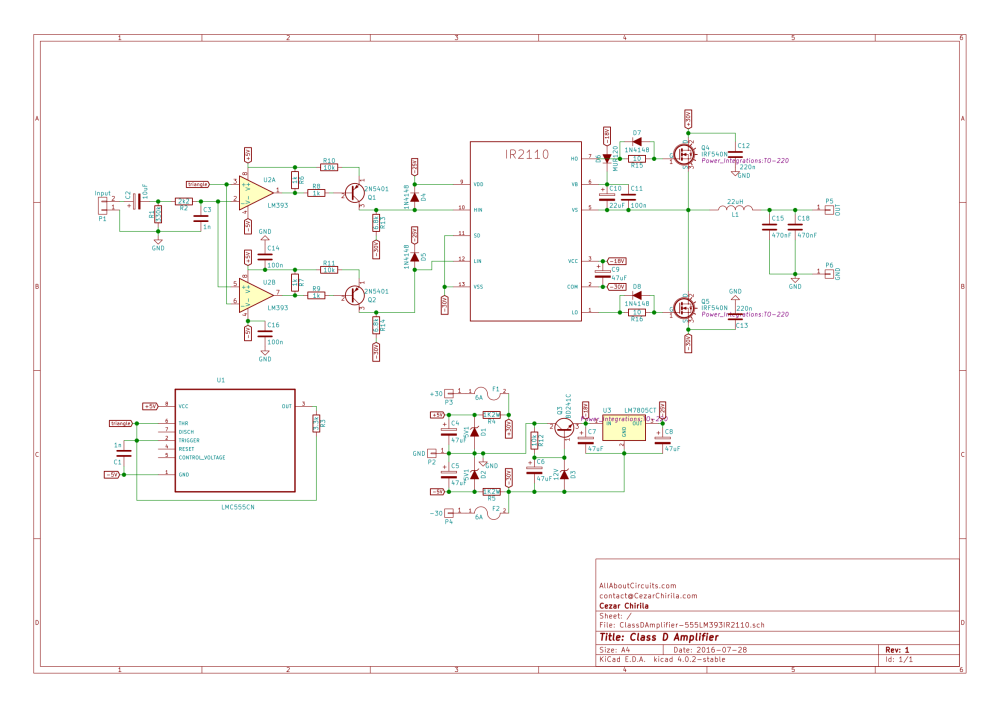 medium resolution of 1000w audio amplifier circuit diagrams