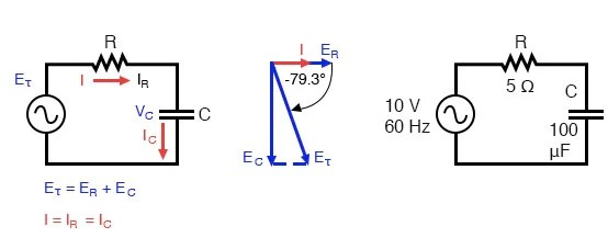 Using The Formula Eiz Find The Voltage