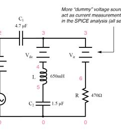 series parallel rlc spice circuit [ 1228 x 867 Pixel ]