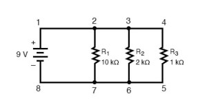 Simple Parallel Circuits | Series And Parallel Circuits