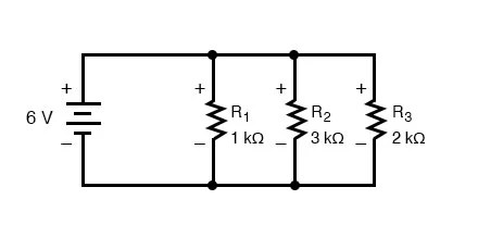 Current Divider Circuits and the Current Divider Formula