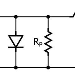 Photoelectric Cell Wiring Diagram Honeywell Hvac Thermostat The Circuit Designer S Guide To Photovoltaic Cells For Solar Powered Idea Here Is That Generates An Internal Current Corresponding Light Intensity Not All Of This Available Load