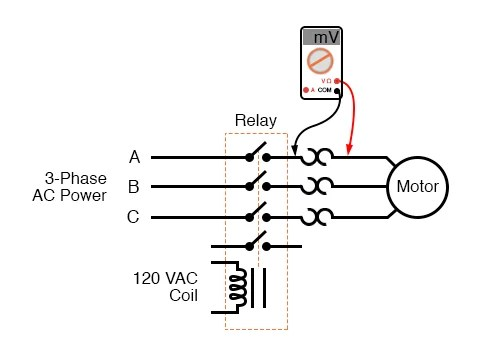 contactors  electromechanical relays  electronics textbook
