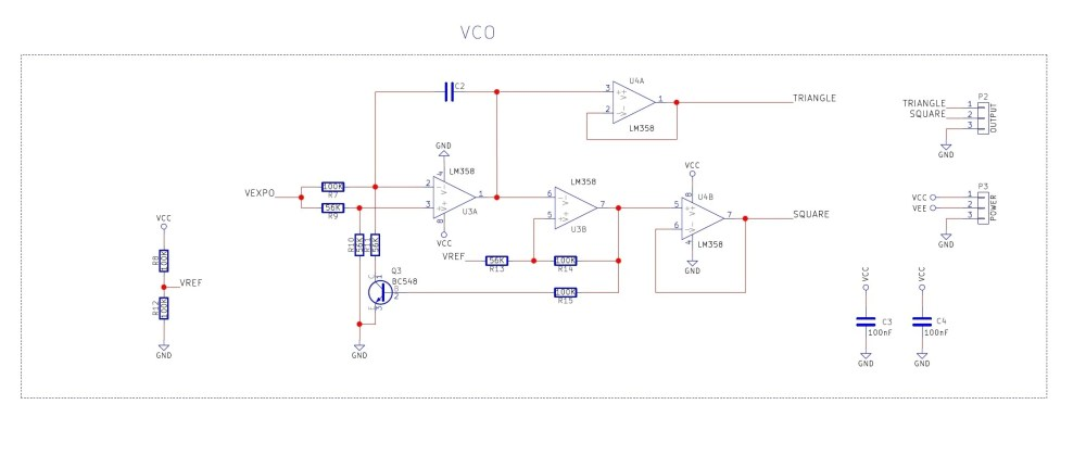 medium resolution of diy synth series part 1 the exponential vco arduino lfo waveform generator v1 basiccircuit circuit diagram