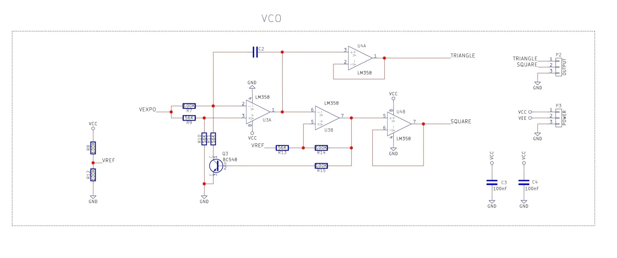 hight resolution of diy synth series part 1 the exponential vco arduino lfo waveform generator v1 basiccircuit circuit diagram