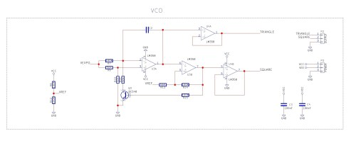 small resolution of diy synth series part 1 the exponential vco arduino lfo waveform generator v1 basiccircuit circuit diagram