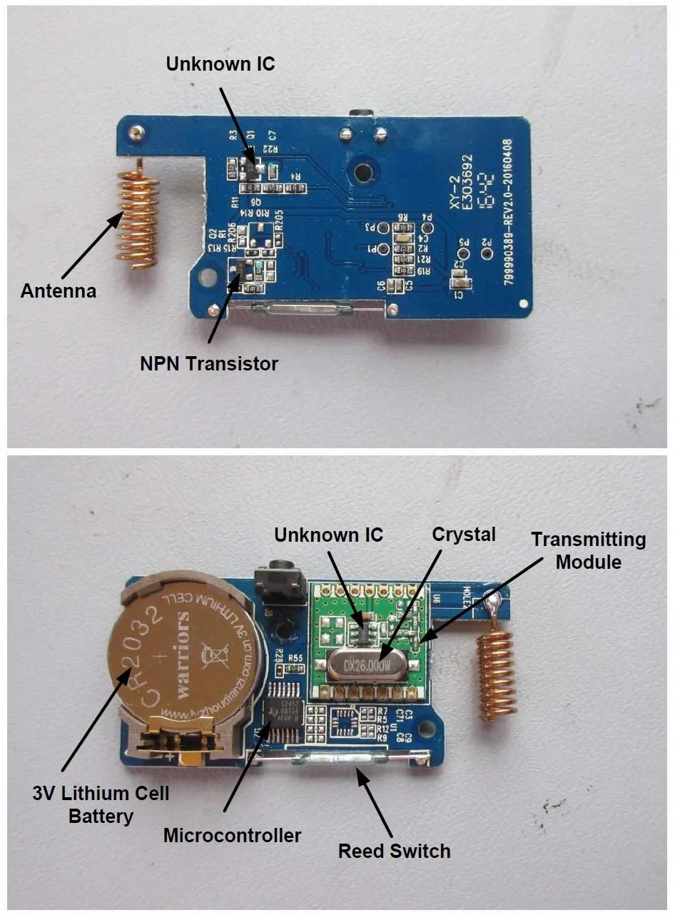 Electronic Circuit Door Alarm Picture Of Good Electronic Circuit