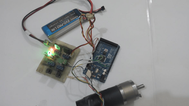 Dc 3 Pin Wiring Diagram Use An Arduino To Control A Motor