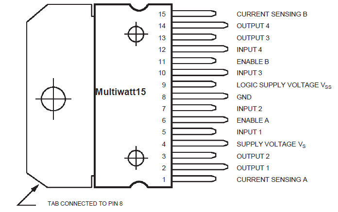 l298 h bridge circuit diagram 2001 ford explorer sport wiring how to control a dc motor with an arduino
