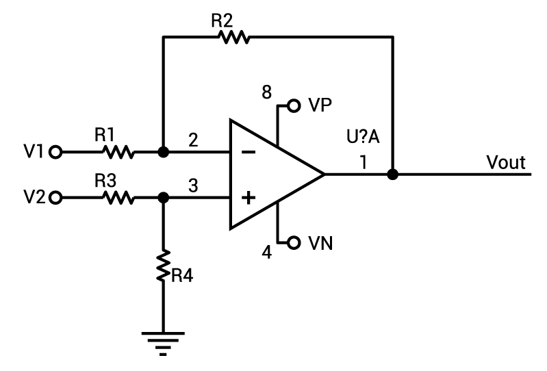op amp amplifier circuit design
