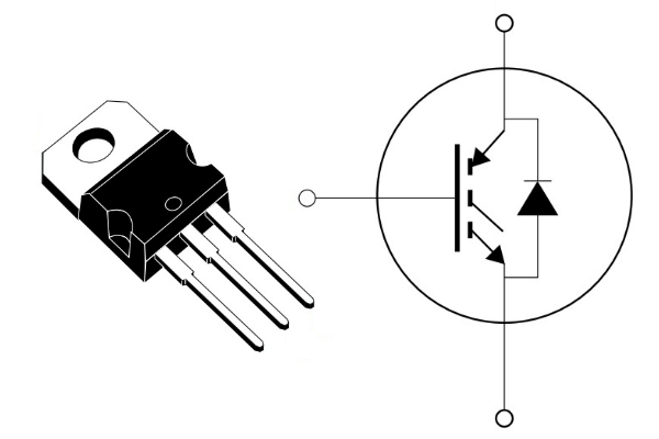 Taking a Look at a TG-FS-IGBT: A Trench Gate Field-Stop