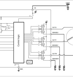 a new motor driver for three phase battery operated motors from stmicroelectronics news [ 1442 x 1124 Pixel ]