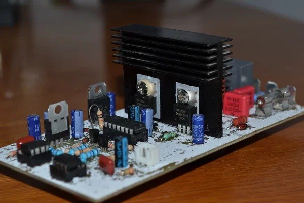 How To Make Ic 741 Application Circuits Power Amplifier And