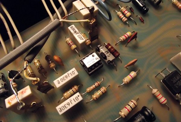 The Internal Circuitry Of The 741 Op Amp