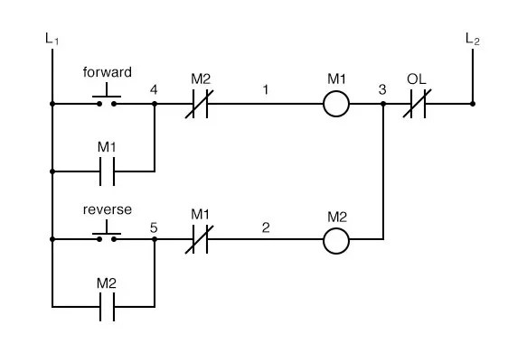 3 Phase Forward Reverse Switch / Single Phase Reversing