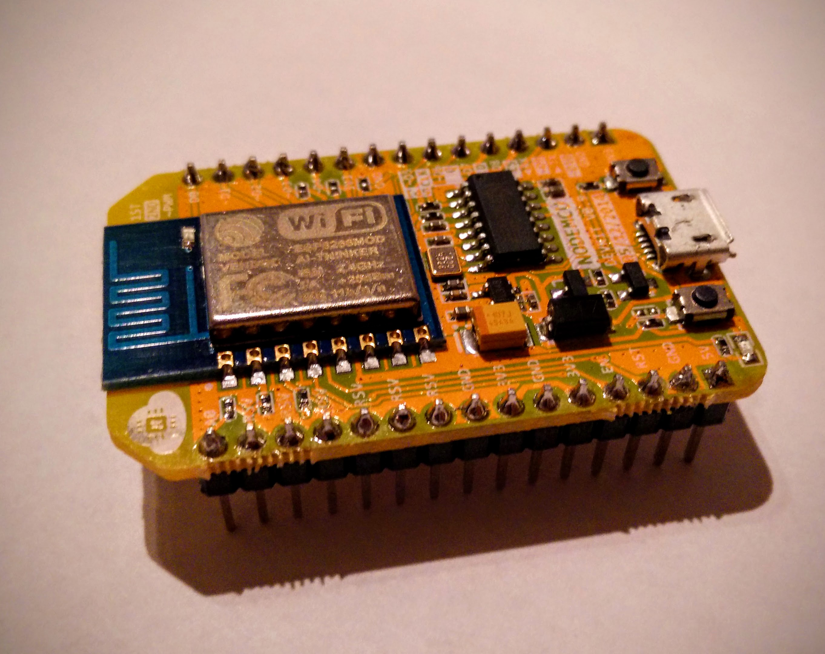Guts Of The Iot Building Nodemcu From Source For The