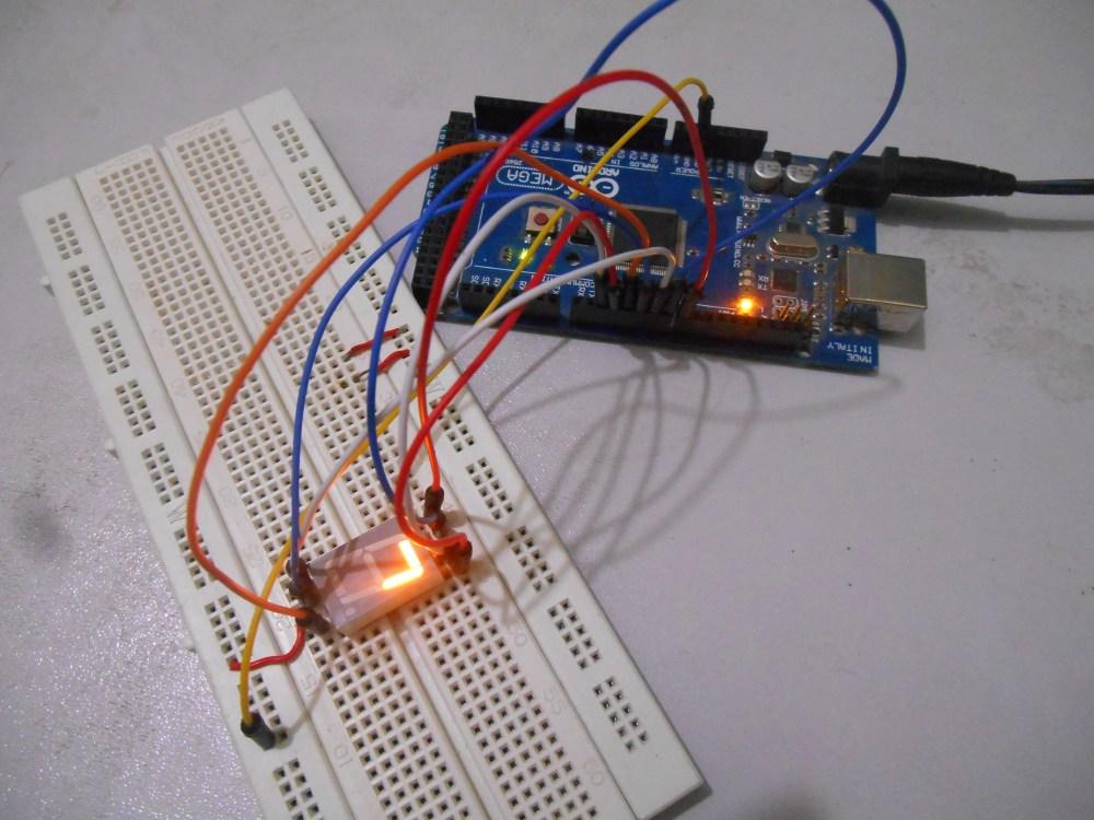medium resolution of 7 segment wiring diagram