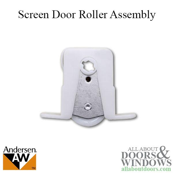 andersen screen door roller assembly each