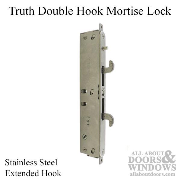 Truth Nexus Dual Point Lock  Sliding Patio Door