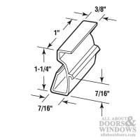 Window Screen Retainer Clips, Plastic Lift & Retainer Fits ...