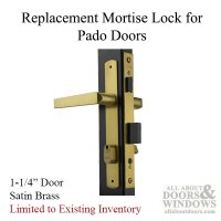 FAMA Replacement mortise lock for Pado security storm ...