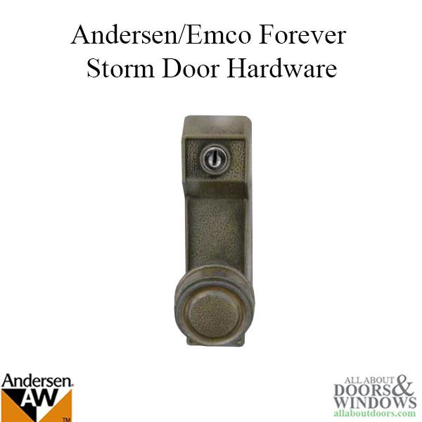 Door Emco Storm Hardware Replacement