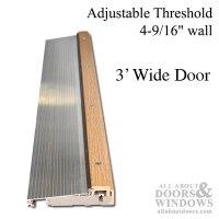 Adjustable Door Threshold | Adjustable Threshold | All ...