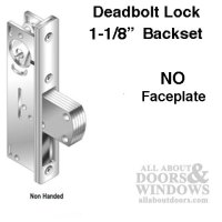 Door Lock Deadbolt | Backset Lock | All About Doors and ...