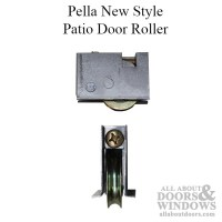 Roller Assembly, Pella Patio Door - New Style