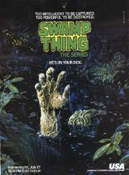 Swamp Thing Television Series Ad