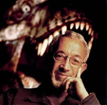 Stan Winston and T-Rex