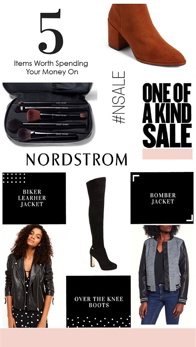 5 Items Worth Spending Your Money On At Nordstrom Anniversary Sale #NSale