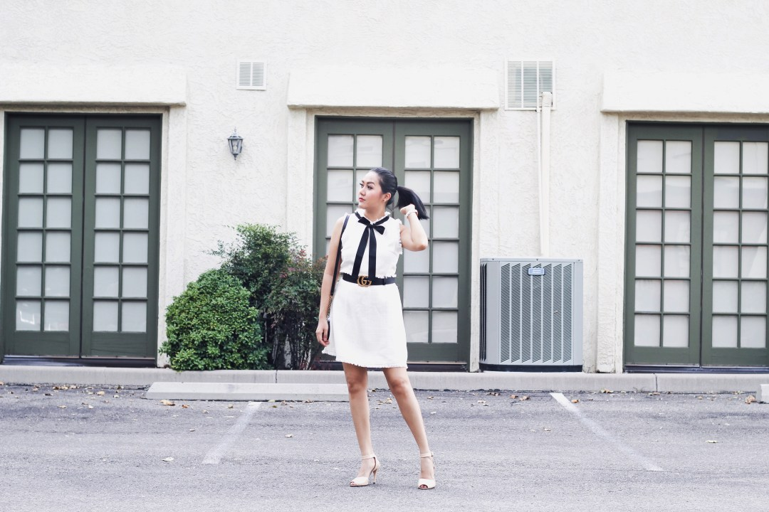 Classy White Dresses For All Budgets