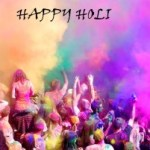 Happy Holi !!!