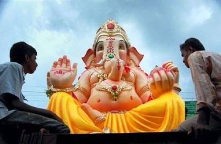Ganesha Chaturthi Idols