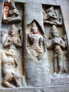 Shiva- Ellora Caves