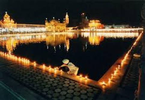 Golden Temple, Amritsar.