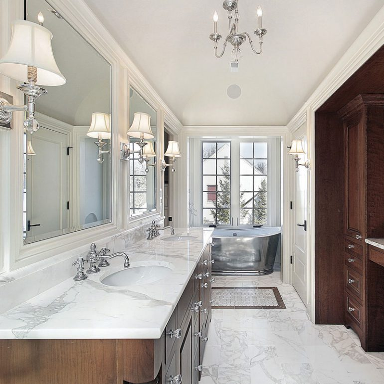 Carrara vs Calacatta MarbleWhat is the Difference  All