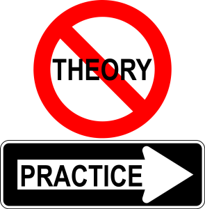 end-theory-start-practice