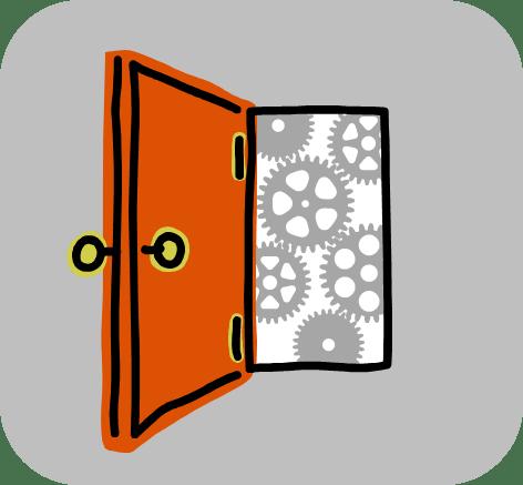 Open Door and Gears