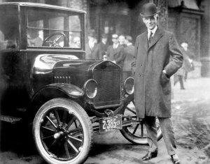 Henry Ford & Model T