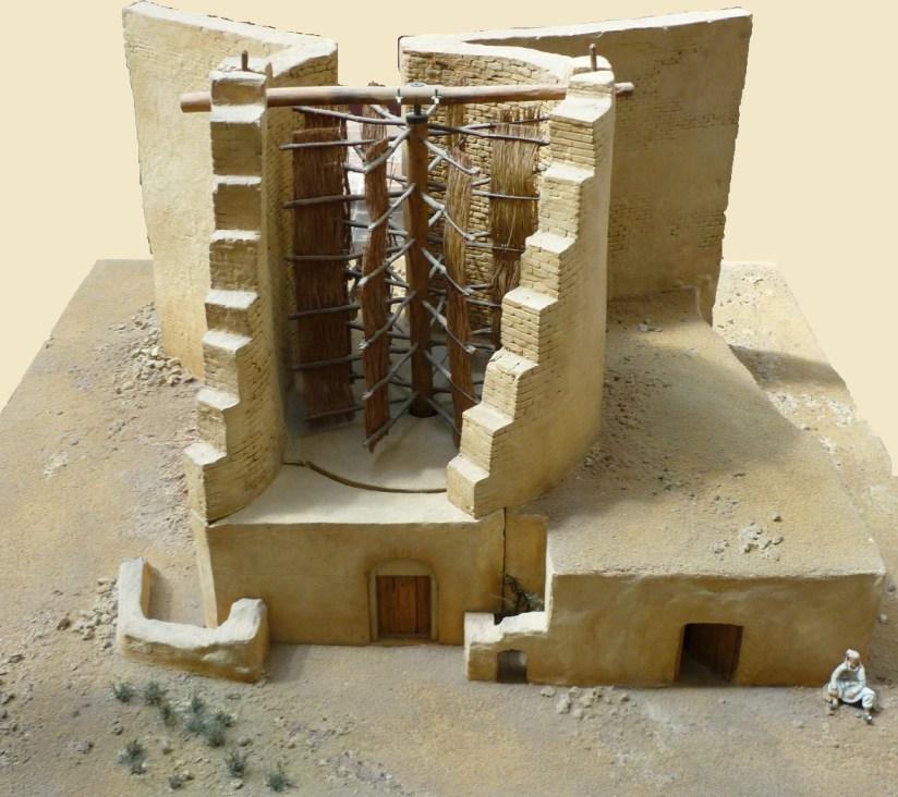 Persian Windmill