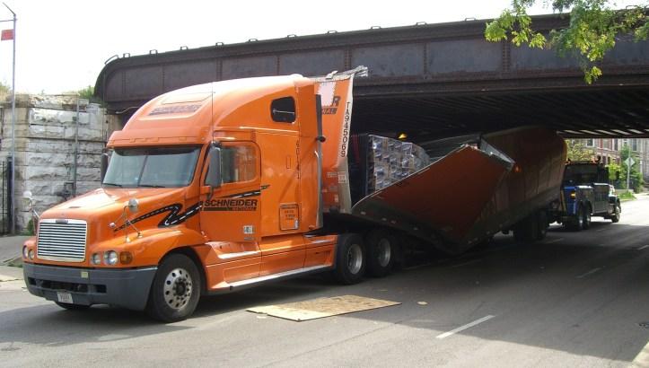 Truck Crunch