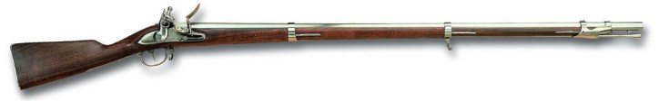 French Musket 1800