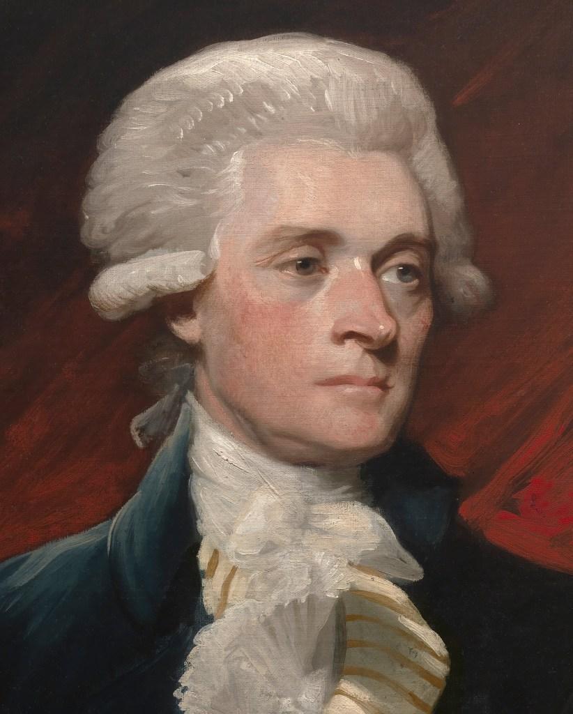 Thomas Jefferson 1786