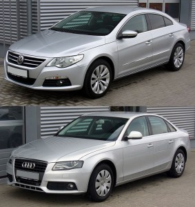 VW C4 and Audi A4