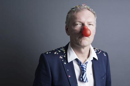 Business-Clown