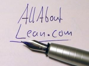 AllAboutLean Pen