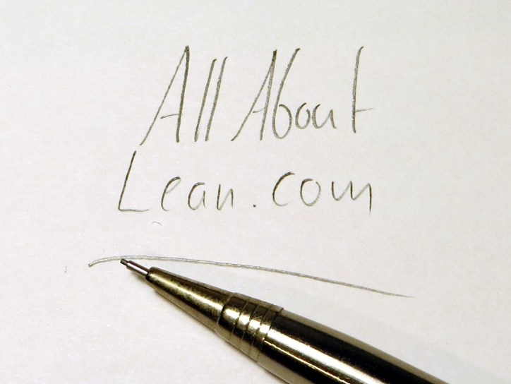 AllAboutLean Pencil